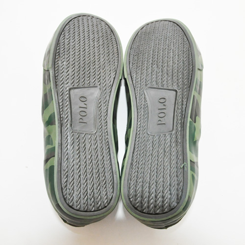 POLO RALPH LAUREN/ポロ ラルフローレン  OLIVE CAMO SILKY SUEDE SLIP ON-3