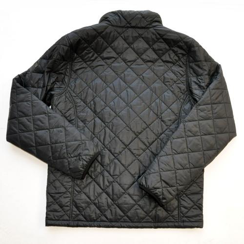 Barbour / バブアー キルティングジャケット ブラック - 1