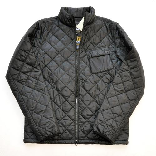 Barbour / バブアー キルティングジャケット ブラック
