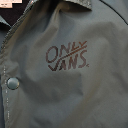 ONLY NY / オンリーニューヨーク VANS × ONLY NY TORREY MARSHES コーチジャケット-3