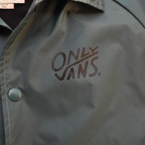 ONLY NY / オンリーニューヨーク VANS × ONLY NY TORREY MARSHES コーチジャケット - 2