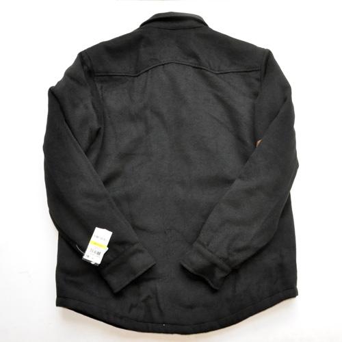 AMERICAN RAG CIE / アメリカンラグシー シャツジャケット ブラック - 1