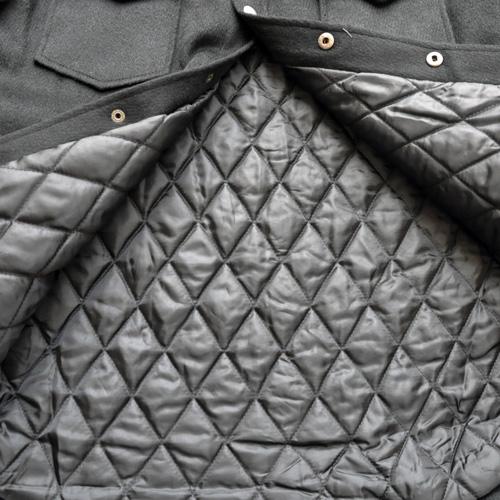 AMERICAN RAG CIE / アメリカンラグシー シャツジャケット ブラック - 2