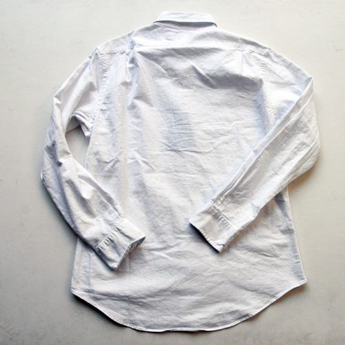 POLO RALPH LAUREN / ポロラルフローレン ウイングフッドOXFORDシャツ-2