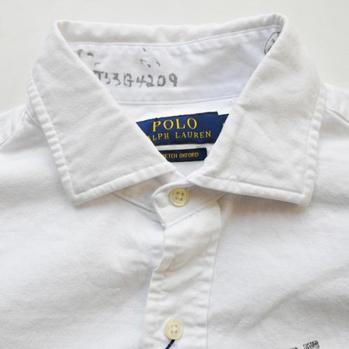 POLO RALPH LAUREN / ポロラルフローレン ウイングフッドOXFORDシャツ-3
