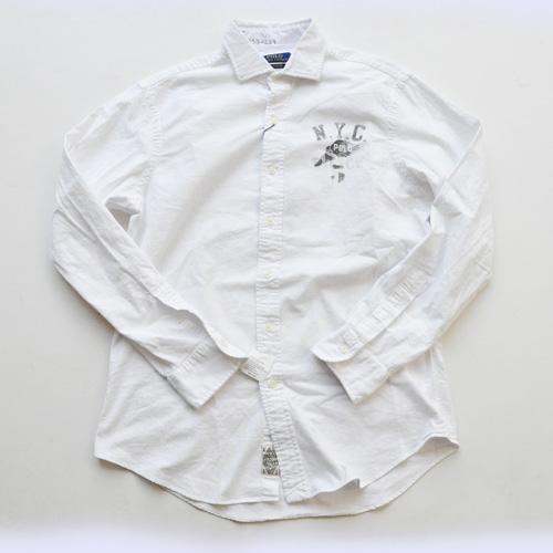 POLO RALPH LAUREN / ポロラルフローレン ウイングフッドOXFORDシャツ-6