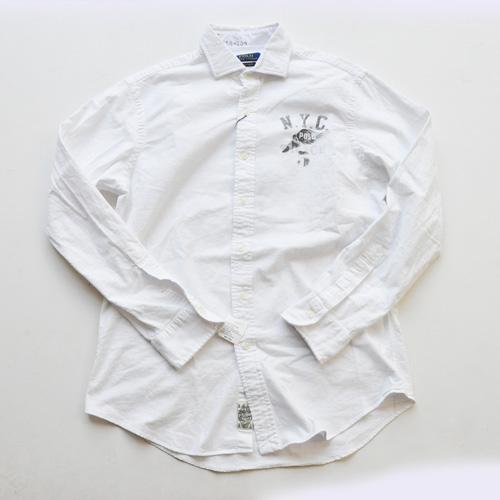 POLO RALPH LAUREN / ポロラルフローレン ウイングフッドOXFORDシャツ