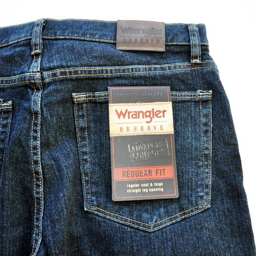 WRANGLER / ラングラー RESERVE REGULAR FIT デニム - 3