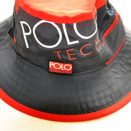 POLO RALPH LAUREN /ポロラルフローレン POLO HI TECH Boonie hat-3