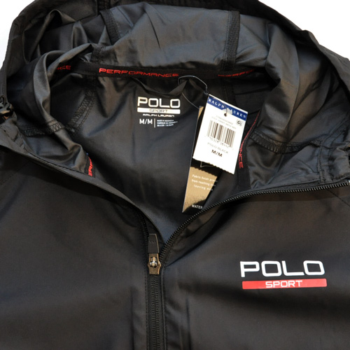 POLO SPORT/ポロスポーツ ジップアップナイロンJKT - 2