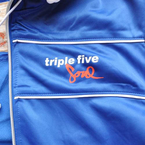 TRIPLE FIVE SOUL / トリプルファイブソウル フーディトラックジャケット - 2