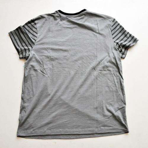 Calvin Klein / カルバンクライン ボーダーポケットTシャツ - 1