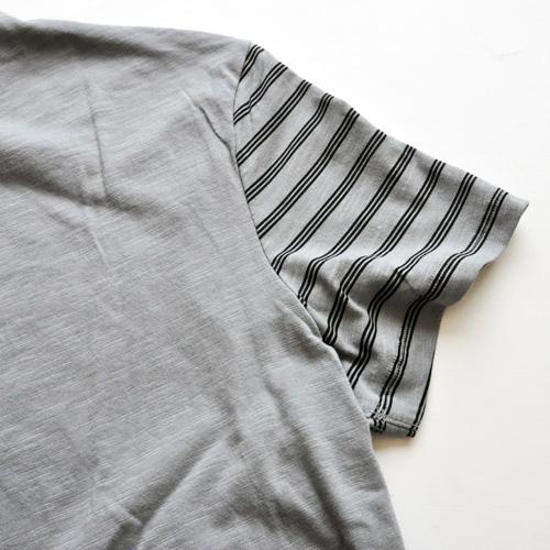 Calvin Klein / カルバンクライン ボーダーポケットTシャツ - 4