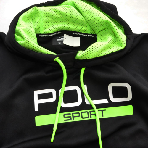 POLO SPORT / ポロスポーツ THERMO VENT フロントロゴパーカー - 4