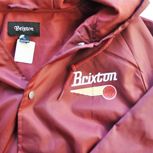 BRIXTON /ブリクストン MAVERICK コーチジャケット - 2