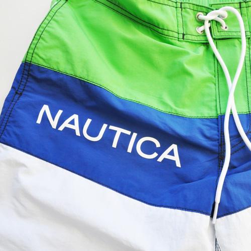 NAUTICA / ノーティカ 切り返しスウィムショーツ - 3
