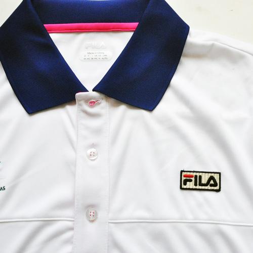 FILA / フィラ テニスポロシャツ US限定 BIG SIZE-3