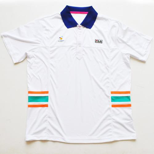 FILA / フィラ テニスポロシャツ US限定 BIG SIZE