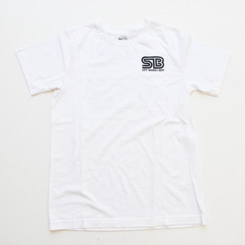 NIKE SB / ナイキ エスビー CITY WORKS Tシャツ ホワイト