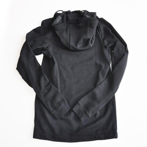 NIKE / ナイキ スタンドネックフーディー ブラック  SMALL SIZE - 1