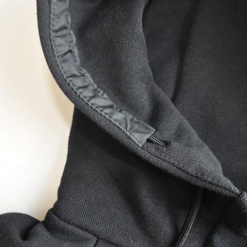 NIKE / ナイキ スタンドネックフーディー ブラック  SMALL SIZE - 2