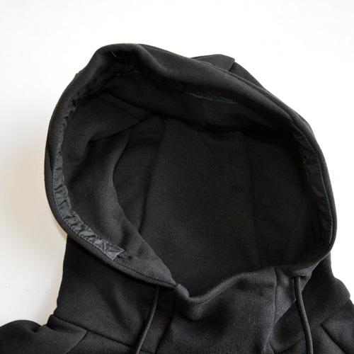 NIKE / ナイキ スタンドネックフーディー ブラック  SMALL SIZE - 3