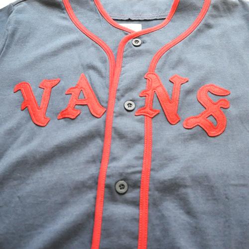 VANS/バンズ ベースボールシャツ - 2