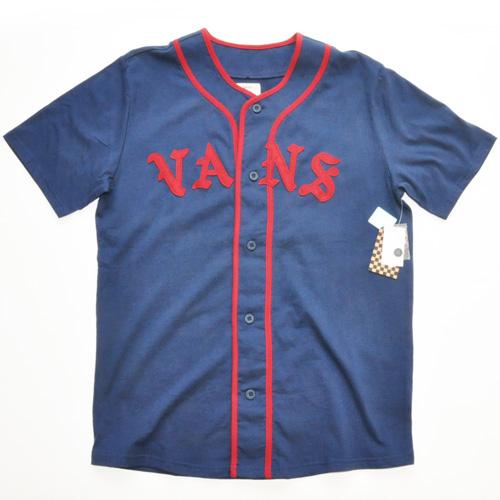 VANS/バンズ ベースボールシャツ