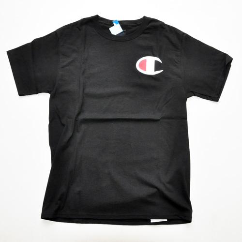 CHAMPION / チャンピオン AUTHENTIC ビッグロゴ Tシャツ US限定