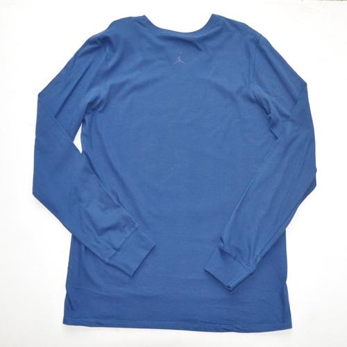 NIKE / ナイキ JORDAN セメント柄 L/S Tシャツ BIG SIZE - 1