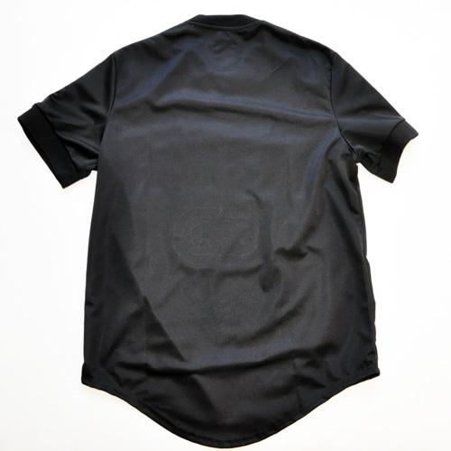 ECKO / エコー フロントロゴゲームシャツ ブラック DEAD STOCK - 1