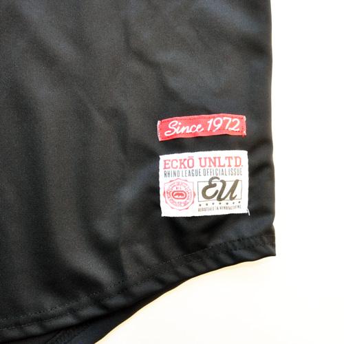 ECKO / エコー フロントロゴゲームシャツ ブラック DEAD STOCK - 3