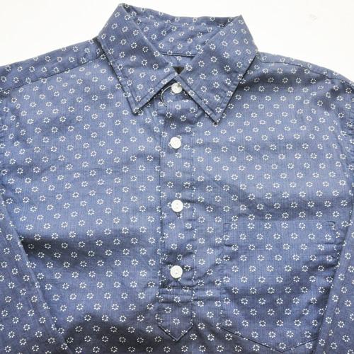 J.CREW / ジェイクルー POPOVER IN WHEEL PRINT コットンシャツ - 2