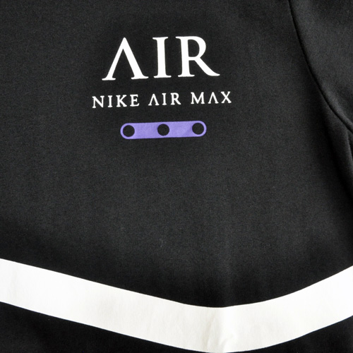 NIKE AIR MAX / ナイキ エアーマックス  ロングライン半袖Tシャツ US限定モデル - 2