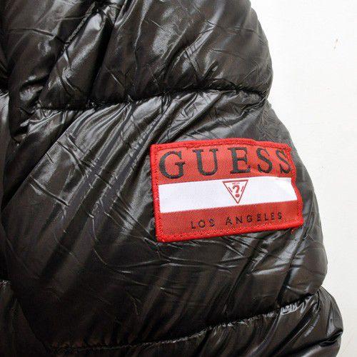 GUESS JEANS / ゲス ヘビーキルティング中綿ジャケット  海外限定 - 3