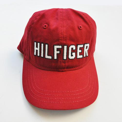 TOMMY HILFIGER / トミーヒルフィガー HILFIGER BASEBALL CAP
