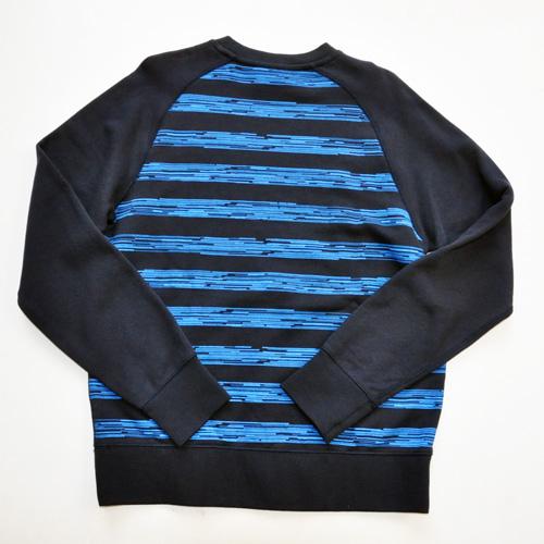 NIKE / ナイキ ラグランクルースウェットシャツ 海外限定モデル - 1