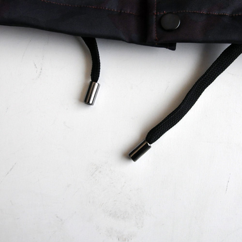 BARNEYS NEWYORK / バーニーズニューヨーク オリジナルカモ中綿入りフォーマルコーチジャケット 海外限定モデル - 3
