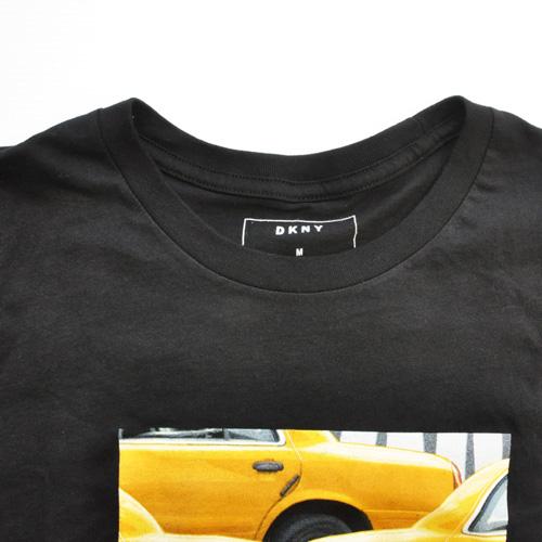 DKNY/ダナキャラン Yellow CabフォトプリントTEE BIG SIZE&SMALL SIZE-4