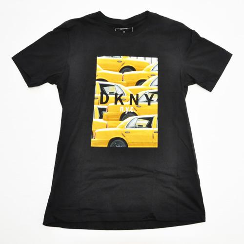 DKNY/ダナキャラン Yellow CabフォトプリントTEE BIG SIZE&SMALL SIZE