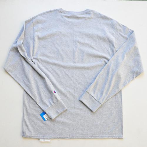CHAMPION / チャンピオン NY CITY OF CHAMPIONS L/Sシャツ US限定 - 1