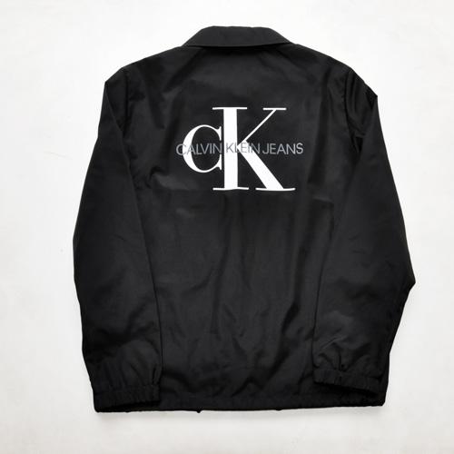 CALVIN KLEIN JEANS/カルバンクラインジーンズ バックプリントコーチJKT BIG SIZE-2