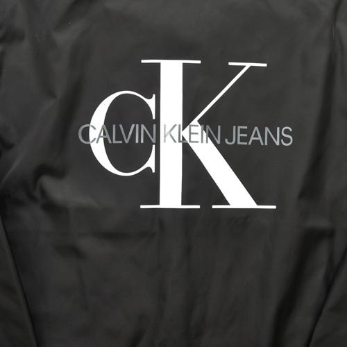 CALVIN KLEIN JEANS/カルバンクラインジーンズ バックプリントコーチJKT BIG SIZE-7