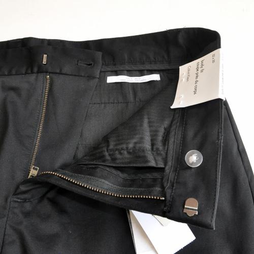 Calvin Klein / CK カルバンクライン BODY FIT ストレートパンツ ブラック-3