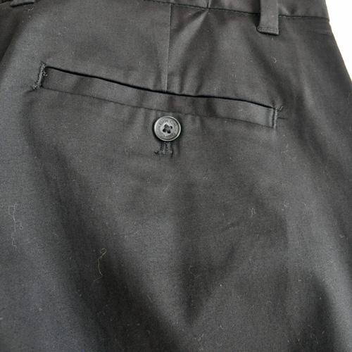 Calvin Klein / CK カルバンクライン BODY FIT ストレートパンツ ブラック-5