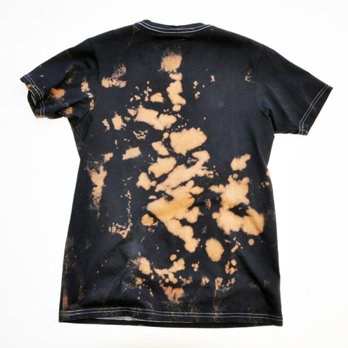 BAD BOY×INVISIBLE BULLY / フロントロゴ半袖Tシャツ - 1