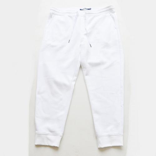 Calvin Klein /CK/ カルバンクライン ジーンズ BOXロゴ裏起毛スウェットセットアップ ホワイト BIG SIZE - 5