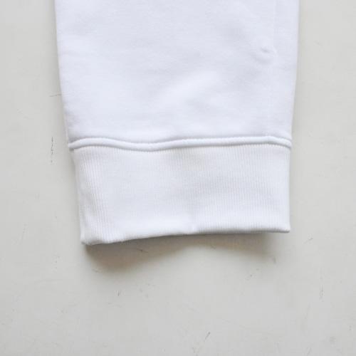 Calvin Klein /CK/ カルバンクライン ジーンズ BOXロゴ裏起毛スウェットセットアップ ホワイト BIG SIZE - 8