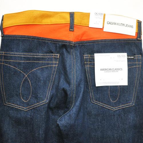 Calvin Klein Jeans /カルバンクラインジーンズ /モダンクラシックデニムトラッカージャケット セットアップ -9