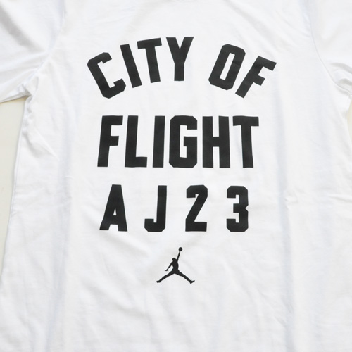 NIKE/ナイキ Jordan City of Flight Aj23 Tシャツ BIG SIZE 海外モデル - 2